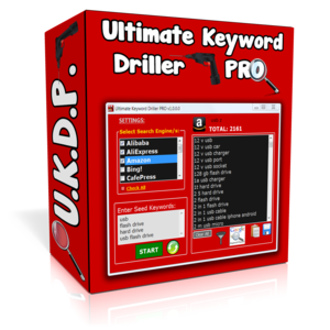 [New Seo Keyword Tool!] Ultimate Keyword Driller Pro!!! Thumbnail