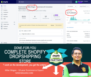 Done-for-You Prebuilt Shopify Dropshipping Store [10-13 Day Delivery Money Back Guarantee] Thumbnail