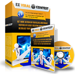 WP EZ Viral Contest - Run Contest From Your Blogs And Get MORE SUBSCRIBERS Thumbnail