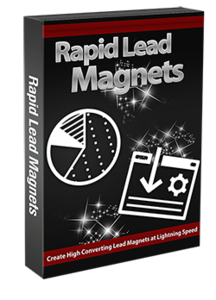 [Dime Sale] Rapid Lead Magnets Software + 9 Training Videos Thumbnail
