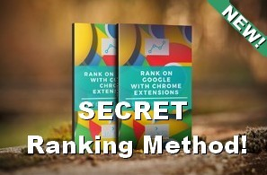 [SECRET RANKING METHOD] Learn How To Rank Your Affiliate Offers For Free With Chrome Extensions Thumbnail