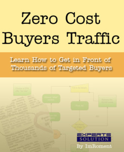 [Super Easy] Get Highly Targeted and Quality Buyer's Traffic At Zero Cost! (Updated: April 2018) Thumbnail