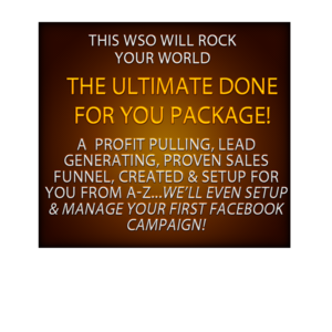 Done For You Proven Sales Funnel...Send Traffic & Get Paid! We'll Even Help You With The Traffic! Thumbnail