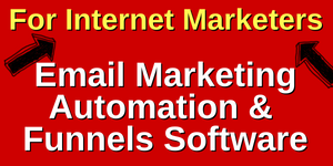[For Internet Marketers] Email Marketing, Automation and Funnels Software Thumbnail