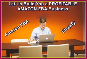 [100% Done-For-You] AMAZON FBA Combined With SHOPIFY, CRUSH IT In Ecom With My Unbeatable Offer! Thumbnail