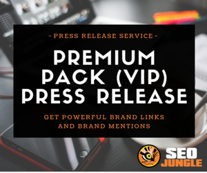 PRESS RELEASE SERVICE(VIP PACK) Thumbnail