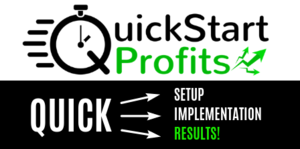 Quickstart Profits | Get Fast Results With My Super Simple, Step by Step Process  | Newbie Friendly! Thumbnail