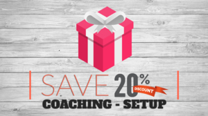 Save 20% With Coaching & Setup. Build The Skills To Level Up Your Career Thumbnail
