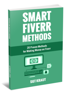 Make Money on Fiverr the Smart Way | Smart Fiverr Methods eBook Thumbnail
