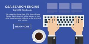 GSA Search Engine Ranker Campaign for Google First page Ranking with GUARANTEED relevant backlinks Thumbnail
