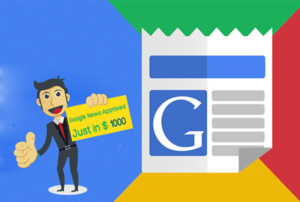 Buy Fresh Google News Approved Website and Double up your Organic traffic Thumbnail
