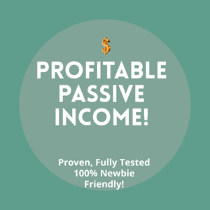 100% Newbie Friendly, Fun & Profitable Passive Income! Thumbnail