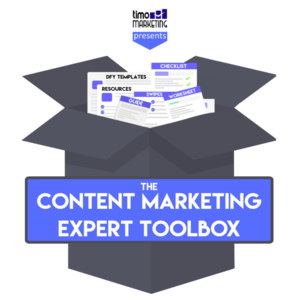 The Tools To Become A High-Level Content Publisher - DFY Templates, Checklists, Guides & More Thumbnail