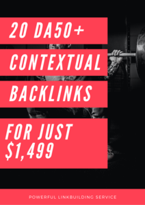 20 DA50+ Contextual Dofollow Backlinks (Includes link from DA92 as well) Thumbnail