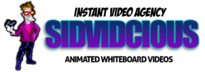 Sidvidcious - Insta-Agency Whiteboard Video Package Thumbnail