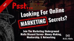 Wanna Discover How Marketing Pros Make BIG MONEY Online? Thumbnail
